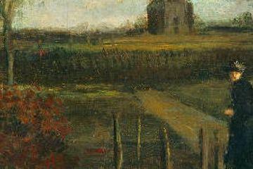 梵高生日当天,画作在荷兰一博物馆被盗