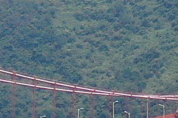 贵州又一座桥爆火!架于乌江之上,有铁索没桥墩,却能承载几十吨