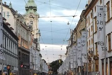 美丽的格拉茨是个怎样的城市